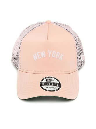 b2c0beca29b7d New Era Boné New Era Trucker New York Yankees Rosa