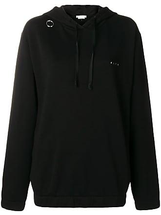 Alyx ring detail oversized hoodie - Black