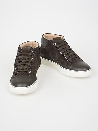 Lanvin Sneakers MID TOP DESERT in Pelle taglia 5 8572e8c62a3