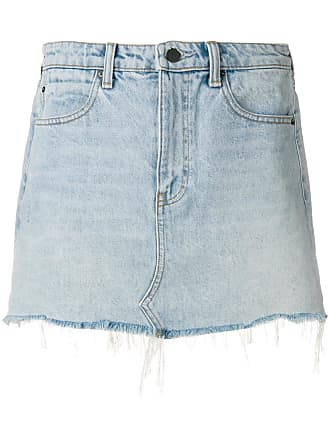 Alexander Wang Saia jeans - Azul