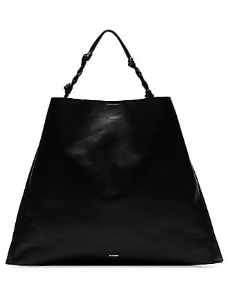 Jil Sander Tangle shoulder bag - Black