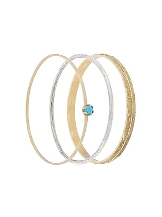 Iosselliani Conjunto 3 braceletes Puro - Cinza