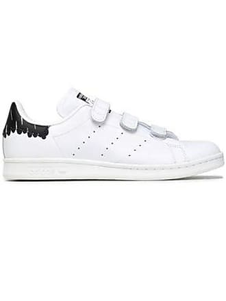 4741722a94796 adidas Adidas Originals Woman Perforated Leather Sneakers White Size 8.5