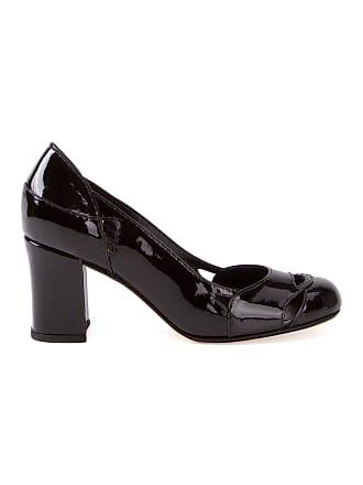 9ec0a94025 Sarah Chofakian Sapato de couro envernizado - Preto