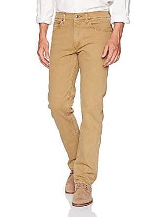 Lee Mens Regular Fit Straight Leg Jean, rye, 33W x 34L