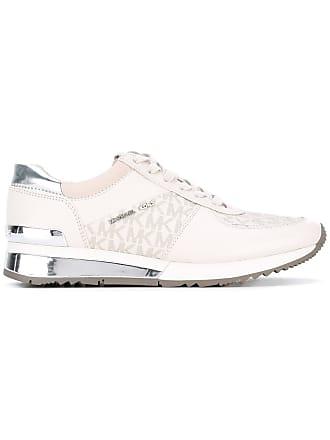 Michael Michael Kors contrast panel sneakers - Neutrals