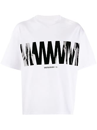 WWWM - What We Wear Matters Camiseta com estampa de logo - Branco