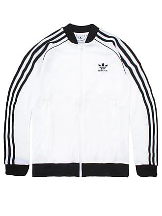 6ba8bc8d803 adidas Originals Jaqueta adidas Menino Liso Branca