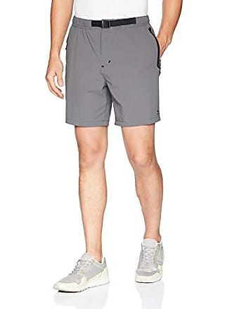 Quiksilver Mens River Mouth Walk Shorts, Dark Shadow, M