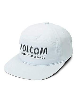 4781c597 Volcom Mens Volstranger Adjustable Hat, Arctic Blue, One Size Fits All