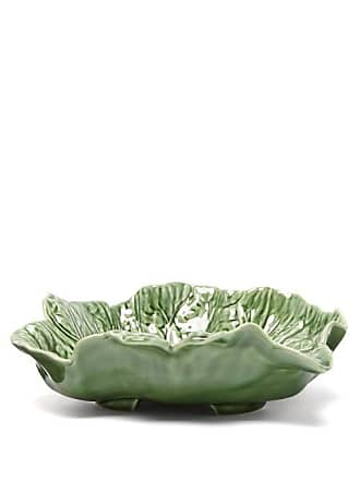 Bordallo Pinheiro Cabbage Small Earthenware Bowl - Green