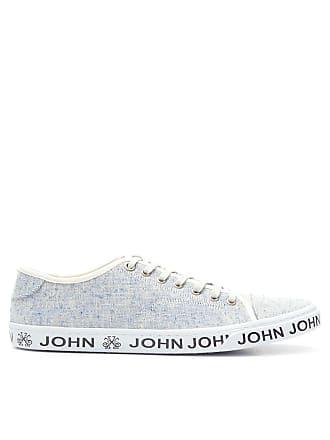 John John TÊNIS MASCULINO HEAVEN SOFT BLUE - BEGE E AZUL