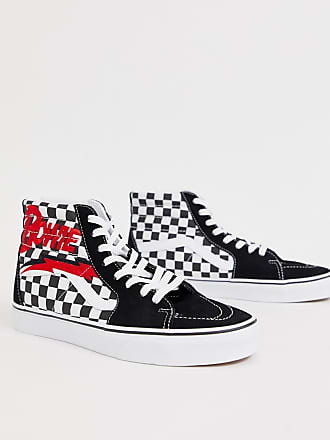 be5266450b Delivery  free. Vans x David Bowie Sk8-Hi trainers in black