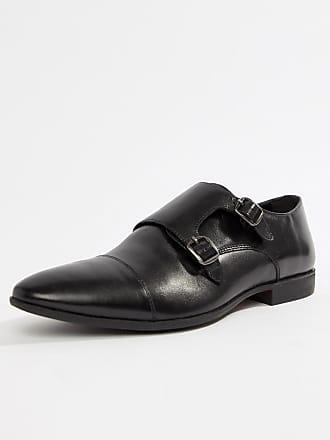 3d4d2f1f28b5c Pier One Chaussures derby habillées en cuir - Noir - Noir