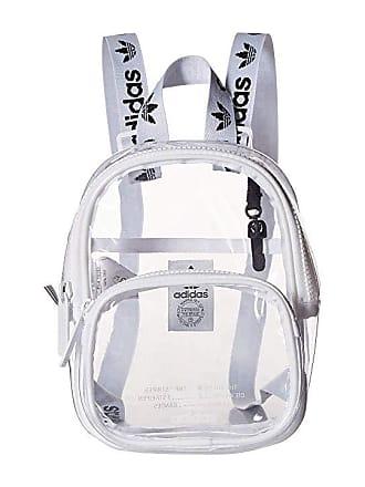 c5e613a8a9e2 adidas Originals Originals Clear Mini Backpack (White) Backpack Bags