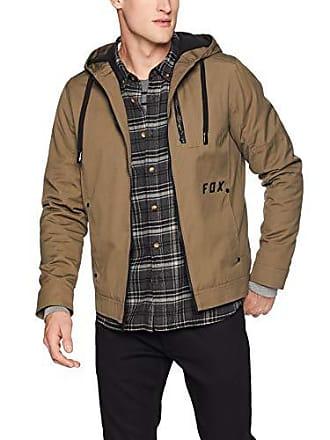 Fox Mens Mercer Jacket, Bark, M