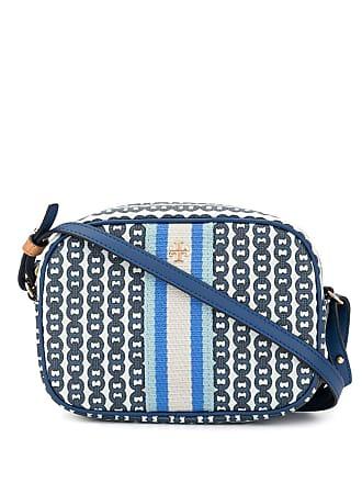Tory Burch Gemini Link mini bag - Azul