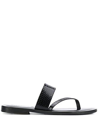 ÁLVARO GONZÁLEZ Alberta sandals - Black