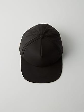 Acne Studios Covia Face E Black Trucker cap