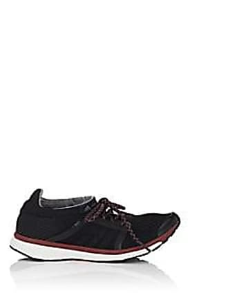 5f6f3237736e7 adidas by Stella McCartney Womens Adizero Adios Sneakers - Black Size 9
