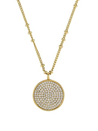 Gorjana Capri Layer Necklace in Metallic Gold