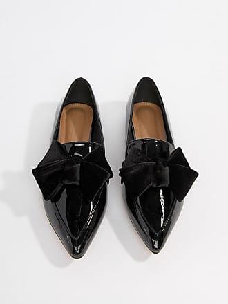 Asos Ludo ballet flats loafers - Black