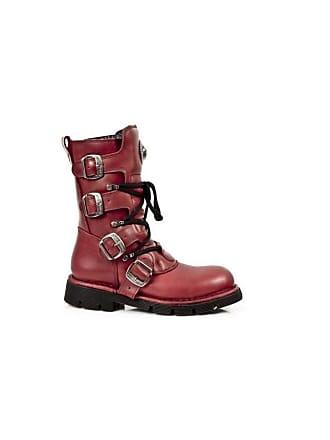 719adbecb New Rock Botas New Rock Boot Comfort M-1473-s12 37 Rojo