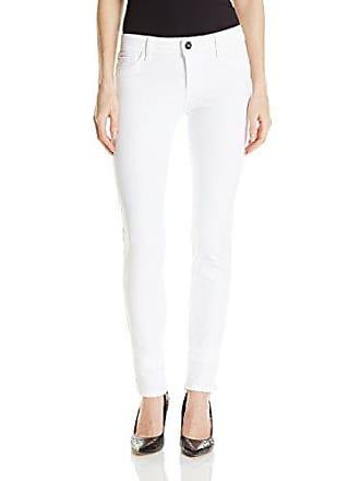 DL1961 Womens Nicky Cigarette Straight Jeans, Milk, 25