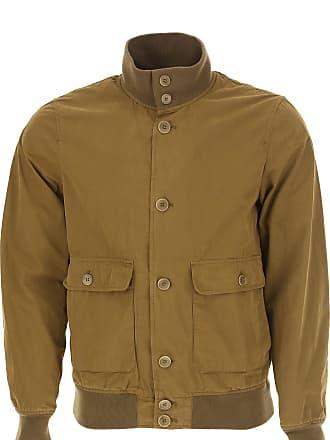 Aspesi Jacket for Men On Sale, Olive Green, Cotton, 2017, L M S XL XXL