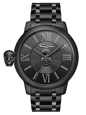 Thomas Sabo Thomas Sabo mens watch black WA0305-202-203-46 MM