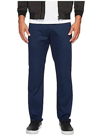 431b2124a85fcb Vans Authentic Stretch Chino Pants (Dress Blues) Mens Casual Pants