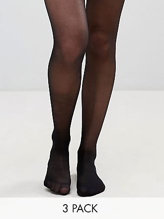 84572f6f9 In Shape sheer longline shaper tights in black. Delivery: £3.00. Pretty  Polly 3 Pack 15 Denier Tights