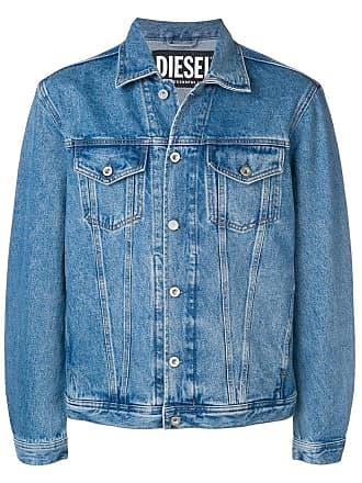 9f90383b Men's Diesel® Denim Jackets − Shop now up to −58% | Stylight