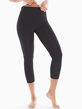 Soma Essential Crop Leggings Black, Size XXL
