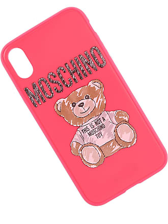 new product 86c50 96dc3 Moschino® Cell Phone Cases − Sale: at CAD $70.00+ | Stylight
