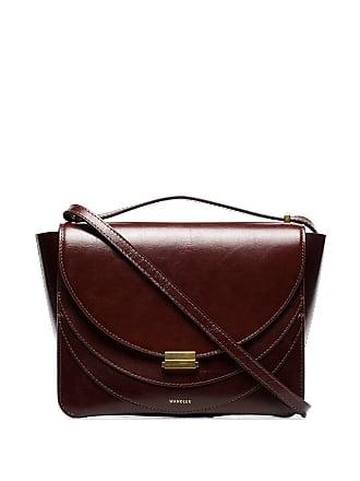 Wandler Luna shoulder bag - Vermelho