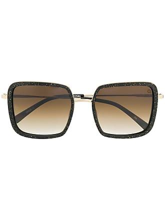 Etnia Barcelona Óculos de sol quadrado - Dourado