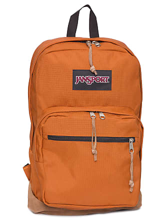 Jansport MOCHILA UNISSEX RIGHT PACK - MARROM