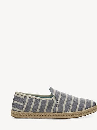 508b2e99255 Toms Womens Deconstructed Alpargata Espadrille Slip On Navy Cabana Stripe Size  6 Textile From Sole Society