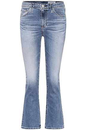 AG - Adriano Goldschmied Jodi cropped jeans