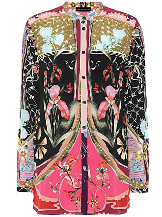 Etro Printed silk shirt