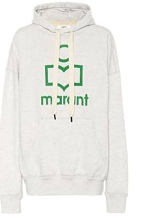 Isabel Marant Mansel oversized cotton-blend hoodie