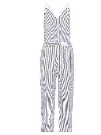 Rag & Bone Ellen cotton and linen jumpsuit