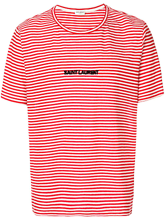 ffb2d6f475 Saint Laurent® Striped T-Shirts − Sale: up to −60% | Stylight