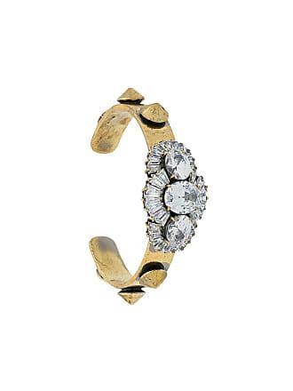Iosselliani White Eclipse bracelet - Dourado