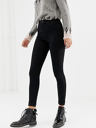 Vero Moda skinny jeans in black - Black