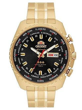 Orient Relógio Orient Masculino Ref: 469gp057 P1kx Automático GMT