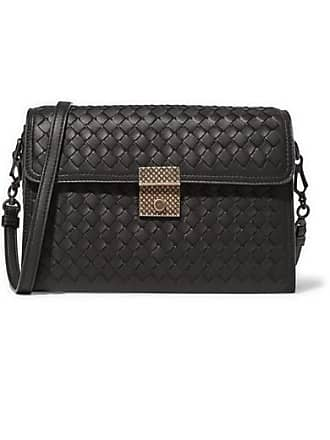 492ab1feefa Bottega Veneta®  Black Shoulder Bags now up to −32%   Stylight