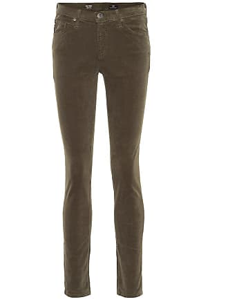 AG - Adriano Goldschmied The Prima mid-rise skinny jeans