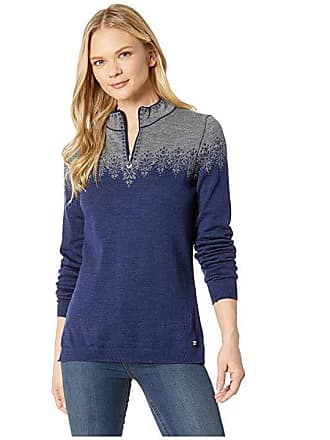 ff074f7950 Dale of Norway Snefrid Sweater (H-Electric Storm Smoke) Womens Sweater